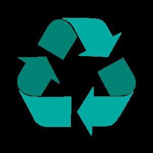 Pictogramme du recyclage