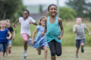 Enfants actifs, enfants qui bougent